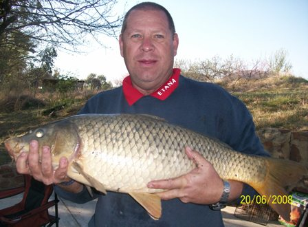 Common Carp 7.1kg caught by JR Smith
